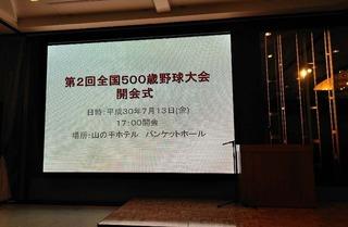 2.開会式会場 山の手ホテル バンケットホール.JPG