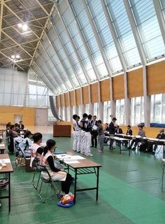 4.インターハイを目指し男子抽選会の様子.JPG