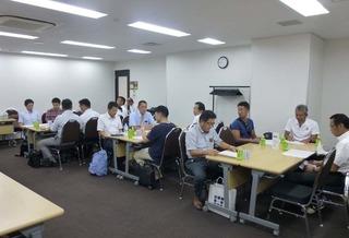 4.関東地区を中心とした出場チームの代表者の方々.JPG