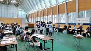 5.女子抽選会の様子.JPG