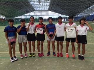 6女子第3位の安城北中学校.jpg