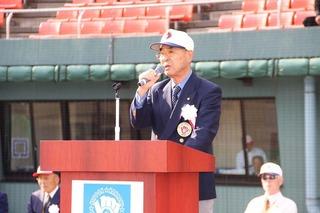 �A全日本還暦軟式野球連盟鈴木理事長の挨拶.jpg