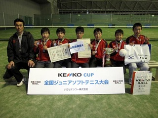 �B男子準優勝:山形県選抜�A.JPG