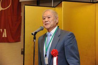�E日本代表に4名輩出したナガセケンコー�梶@長瀬社長の挨拶.JPG