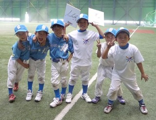 これからも野球頑張ります!�E.JPG