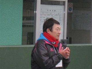 ナガセケンコー大野監督からの講評.JPG