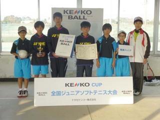 ミズノトーナメント男子3位輪島ジュニア 2.JPG