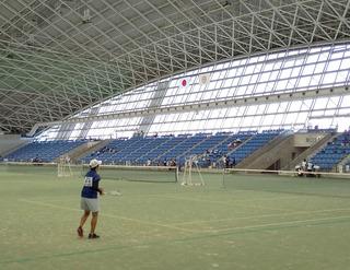 三重国体開催記念高校ソフトテニス大会�A.JPG